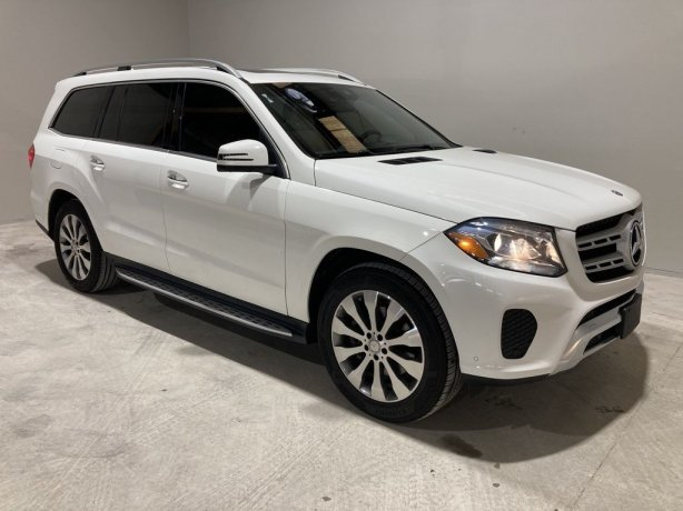 used Mercedes-Benz GLS