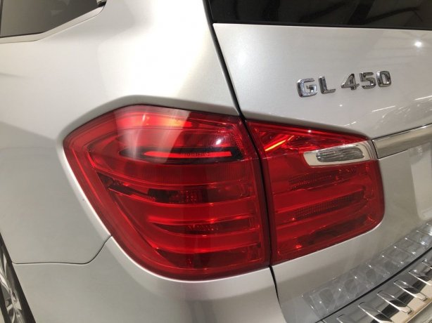 used 2014 Mercedes-Benz GL-Class for sale