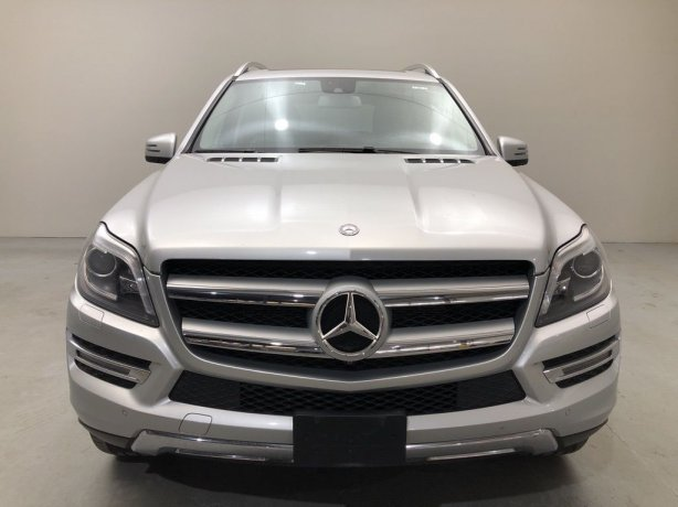 Used Mercedes-Benz GL-Class for sale in Houston TX.  We Finance!