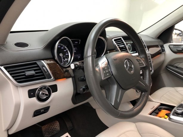 used 2014 Mercedes-Benz GL-Class for sale Houston TX
