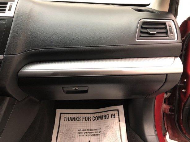 cheap used 2015 Subaru Legacy for sale