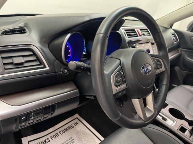 2015 Subaru Legacy for sale Houston TX