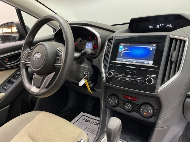 cheap used 2017 Subaru Impreza for sale