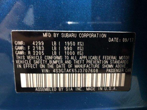 Subaru Impreza near me
