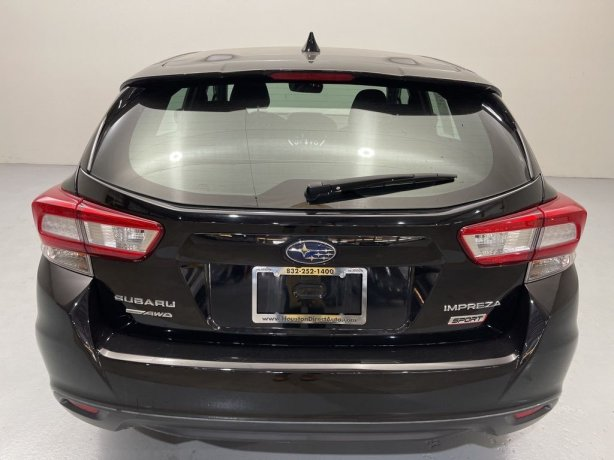 used 2018 Subaru for sale