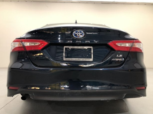 2018 Toyota Camry Hybrid for sale
