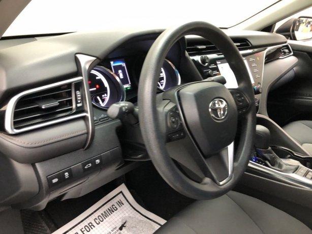 2018 Toyota Camry Hybrid for sale Houston TX