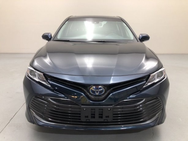 Used Toyota Camry Hybrid for sale in Houston TX.  We Finance!