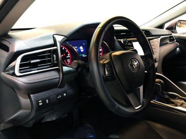 used 2018 Toyota Camry for sale Houston TX
