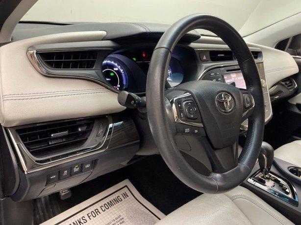 2015 Toyota Avalon Hybrid for sale Houston TX