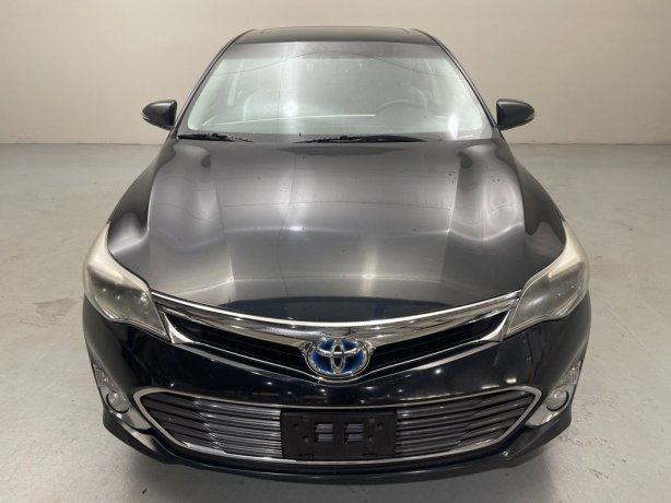 Used Toyota Avalon Hybrid for sale in Houston TX.  We Finance!