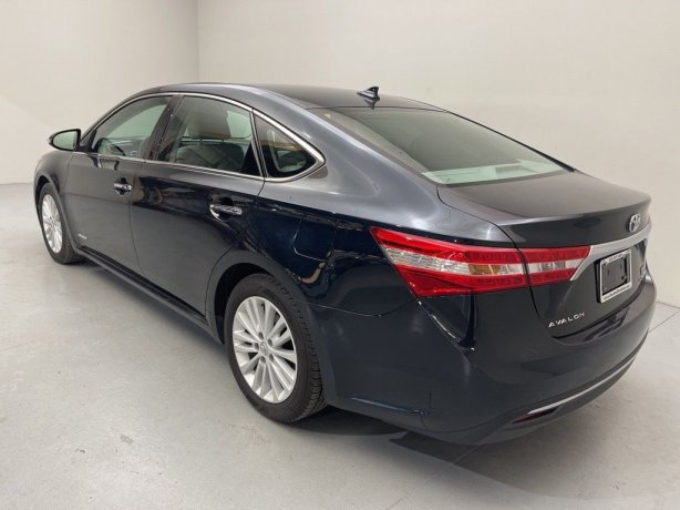used Toyota Avalon Hybrid