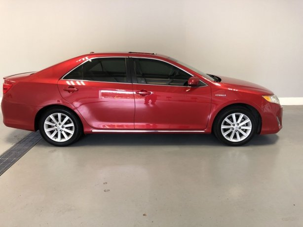 Toyota Camry Hybrid for sale near me