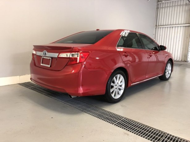 2012 Toyota Camry Hybrid for sale