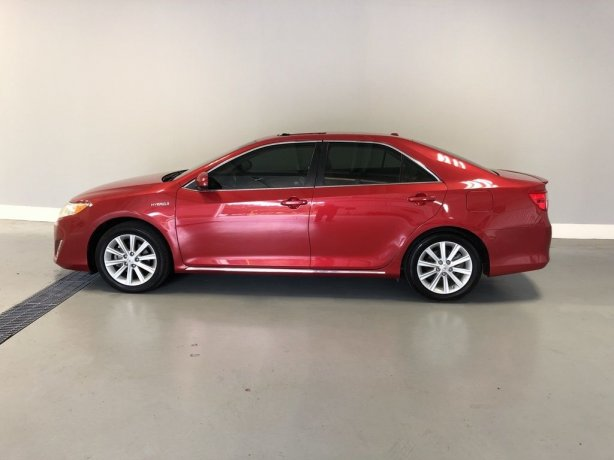 used 2012 Toyota Camry Hybrid for sale