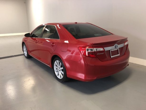 used Toyota Camry Hybrid for sale near me