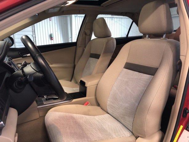 2012 Toyota Camry Hybrid for sale Houston TX
