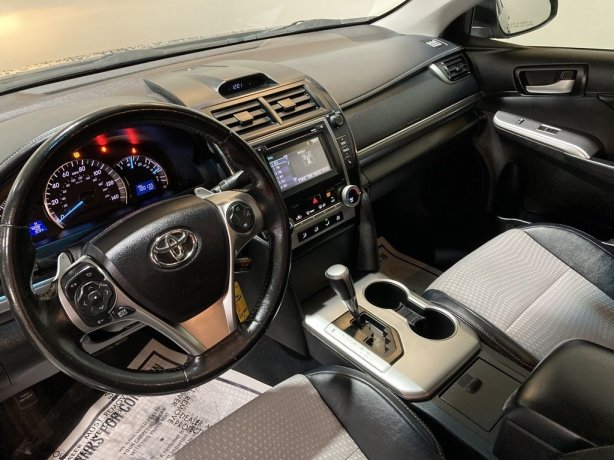 used 2014 Toyota Camry for sale Houston TX