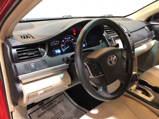 2014 Toyota Camry for sale Houston TX