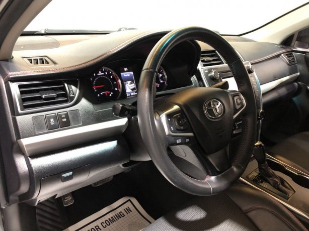2017 Toyota Camry for sale Houston TX