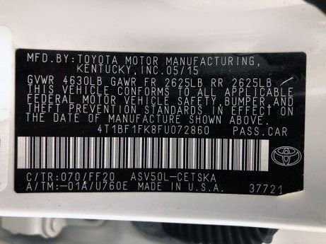 Toyota Camry cheap for sale