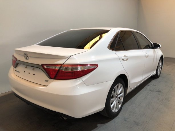 used Toyota Camry