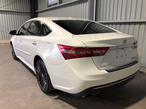 used 2017 Toyota Avalon for sale