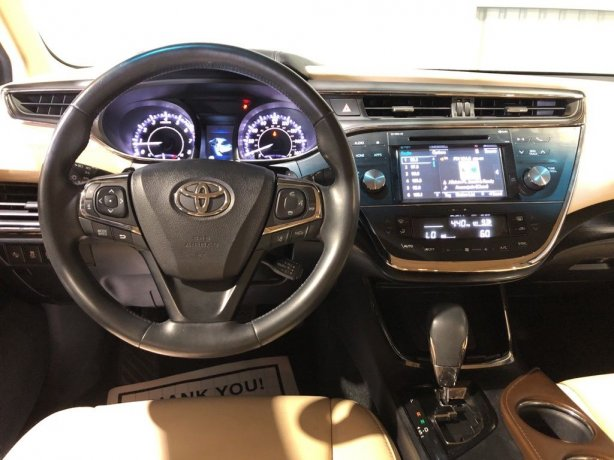 used 2017 Toyota Avalon for sale Houston TX