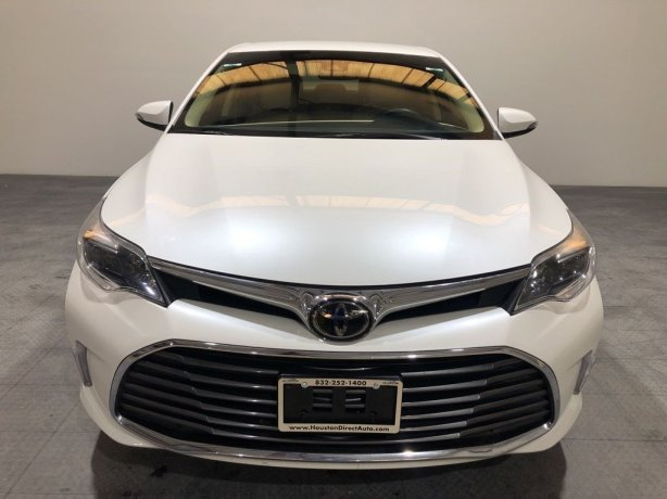 Used Toyota Avalon for sale in Houston TX.  We Finance!