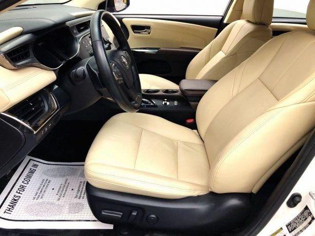 used 2018 Toyota Avalon for sale Houston TX