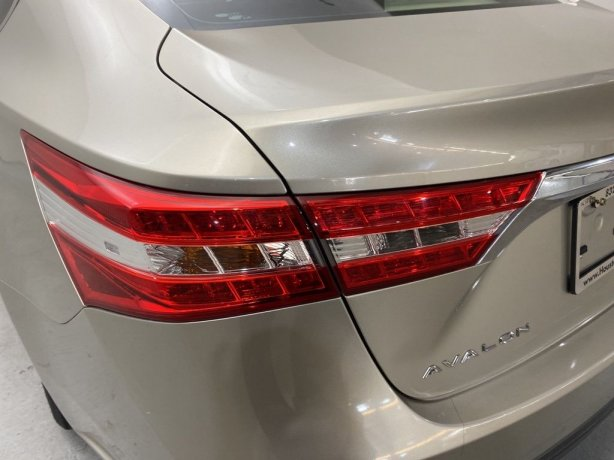 used 2014 Toyota Avalon for sale