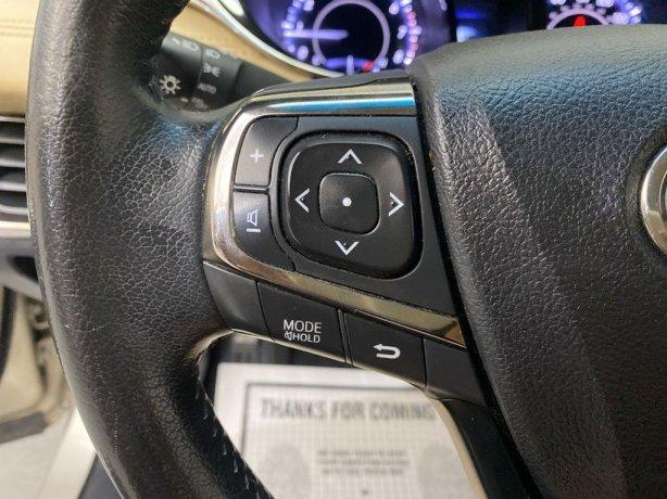 used Toyota Avalon for sale Houston TX