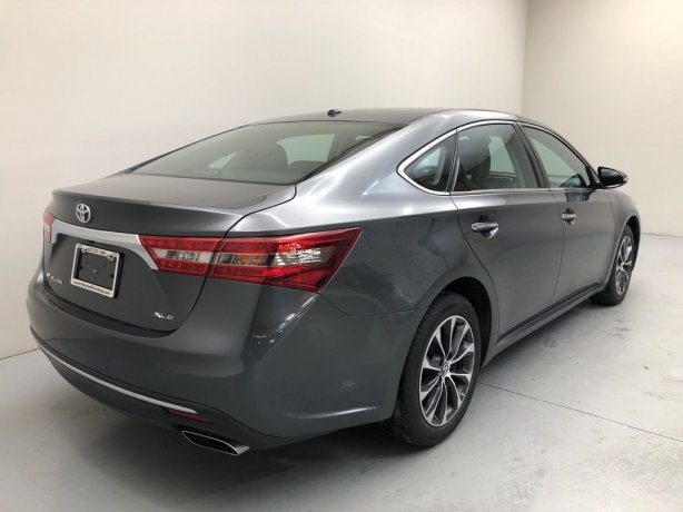 used Toyota Avalon