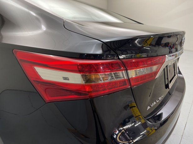 used 2018 Toyota Avalon for sale