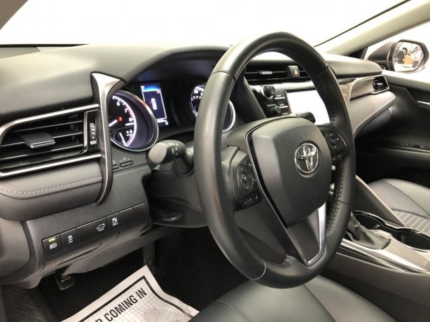 2020 Toyota Camry for sale Houston TX
