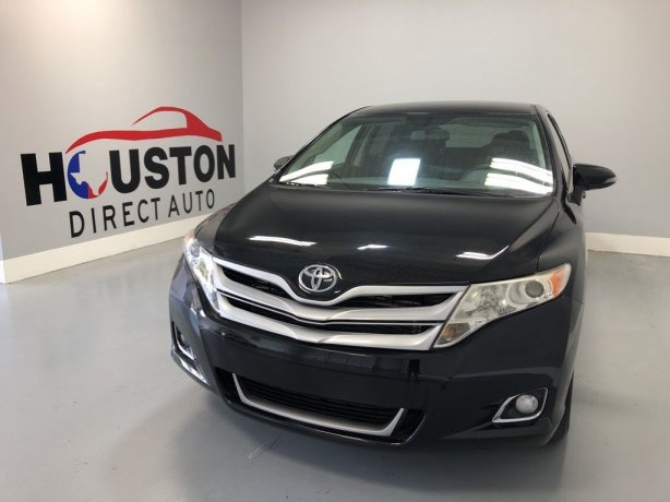 Used 2013 Toyota Venza for sale in Houston TX.  We Finance!