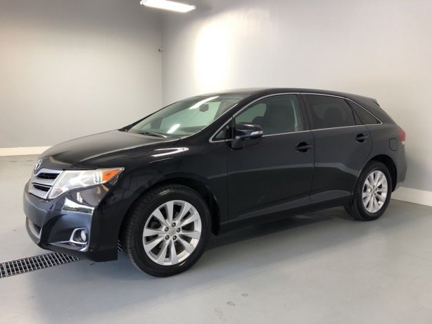 Used Toyota Venza for sale in Houston TX.  We Finance!