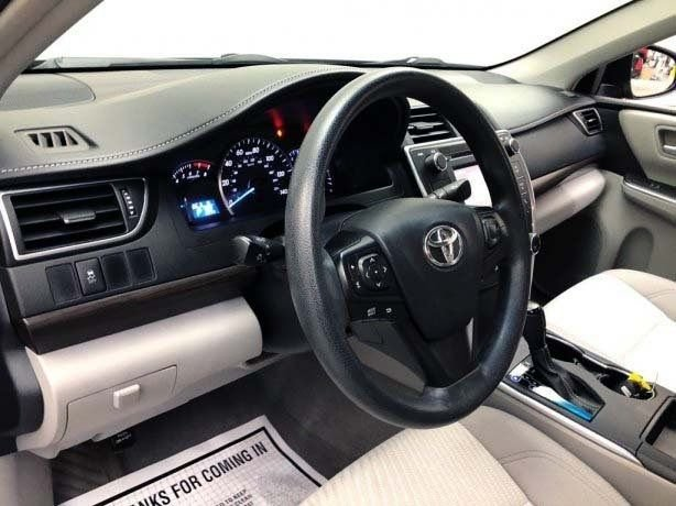 2015 Toyota Camry for sale Houston TX
