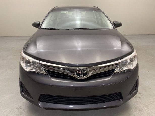 Used Toyota Camry for sale in Houston TX.  We Finance!