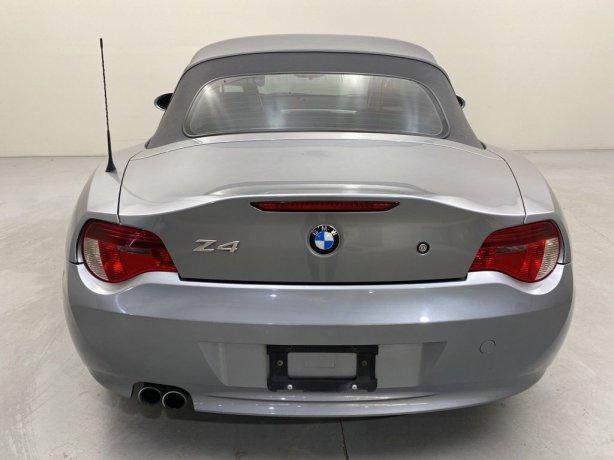 used BMW Z4 for sale near me