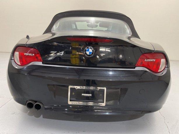 used 2006 BMW Z4