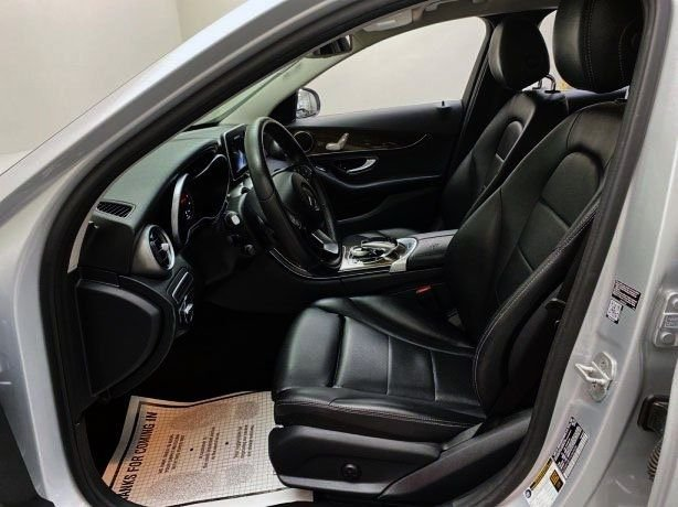 used 2015 Mercedes-Benz C-Class for sale Houston TX
