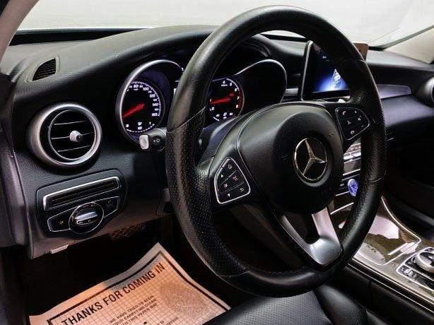 2015 Mercedes-Benz C-Class for sale Houston TX