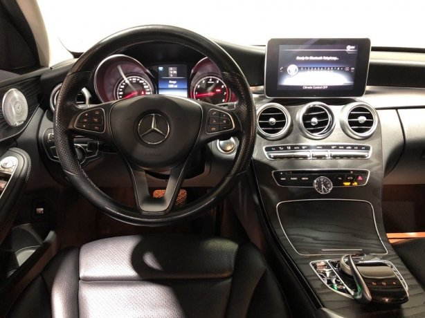 2016 Mercedes-Benz C-Class for sale near me
