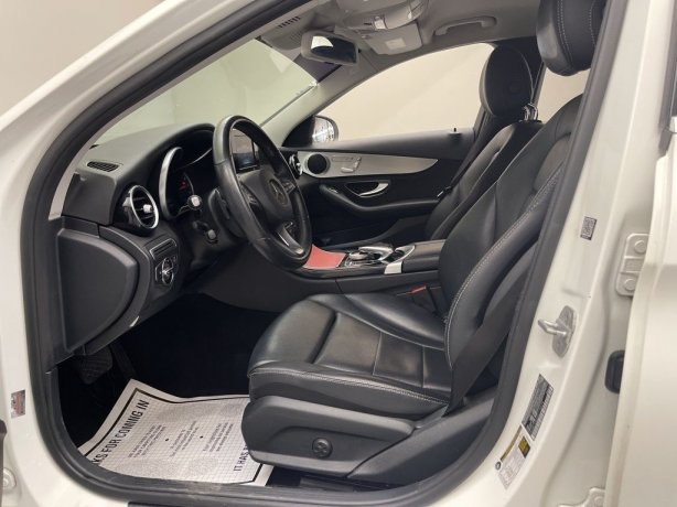 used 2016 Mercedes-Benz C-Class for sale Houston TX