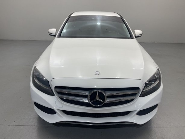 Used Mercedes-Benz C-Class for sale in Houston TX.  We Finance!