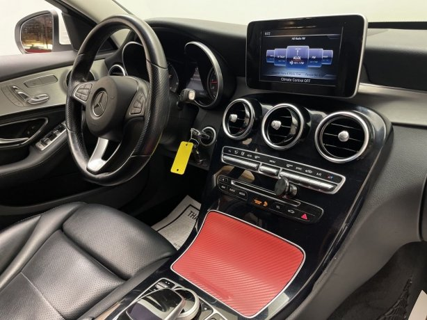 used Mercedes-Benz C-Class for sale Houston TX