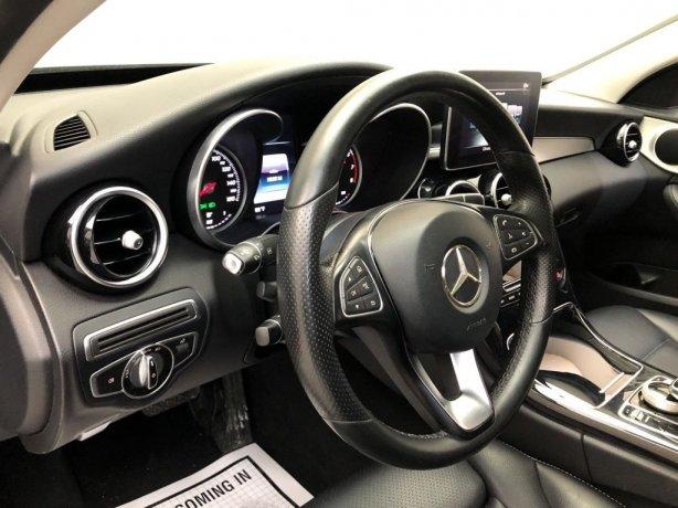 2016 Mercedes-Benz C-Class for sale Houston TX