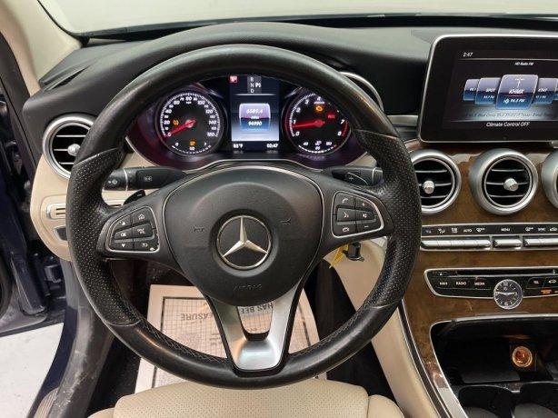 2017 Mercedes-Benz C-Class for sale near me
