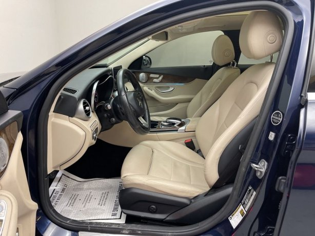 used 2017 Mercedes-Benz C-Class for sale Houston TX